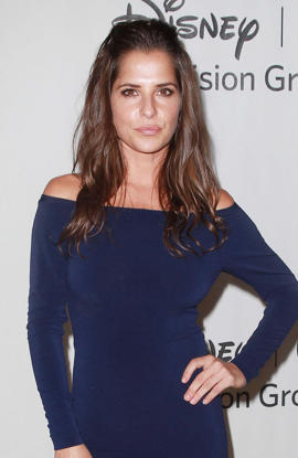 Sickness prompts Kelly Monaco to stop dancing