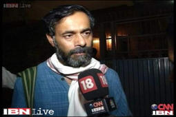AAP has better leaders than me, says Yogendra Yadav