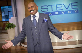 The Steve Harvey Show - Season 2012: Steve Harvey enters the talk-show world