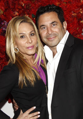 Adrienne Maloof accused of abuse in divorce battle