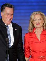 Mitt, Ann Romney to appear on 'Live!'