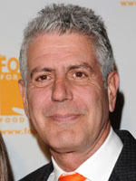 Anthony Bourdain talks about leap from Travel Channel to CNN