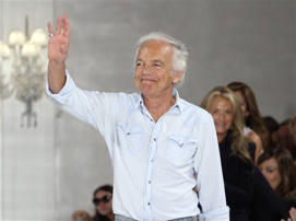 Ralph Lauren: 'Masterpiece' adds Ralph Lauren Corp. as sponsor