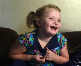 Alana Thompson: Honey Boo Boo has hometown fans and critics