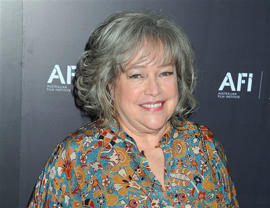 Kathy Bates recovering from double mastectomy
