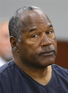OJ Simpson: Nevada judge says she's working on Simpson ruling