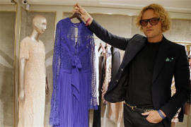 Peter Dundas: Pucci opening boutiques in global fashion capitals