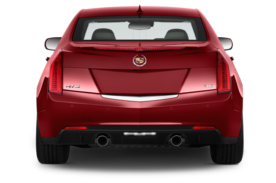 Slide 1 of 23: 2014 CADILLAC ATS