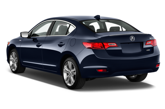 Slide 1 of 24: 2014 Acura ILX