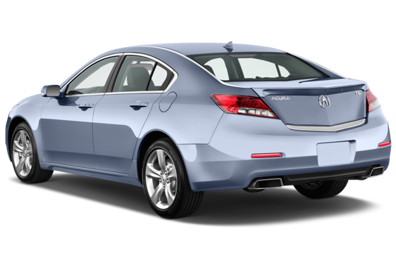 Slide 1 of 23: 2014 Acura TL