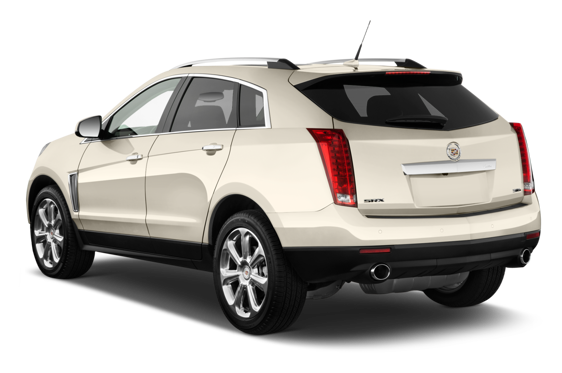 Slide 1 of 23: 2014 Cadillac SRX