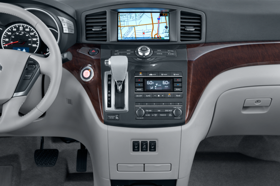 Slide 1 of 23: 2014 Nissan Quest
