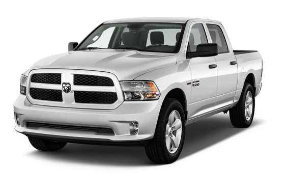 Slide 1 of 14: 2014 Ram Ram 1500 Pickup