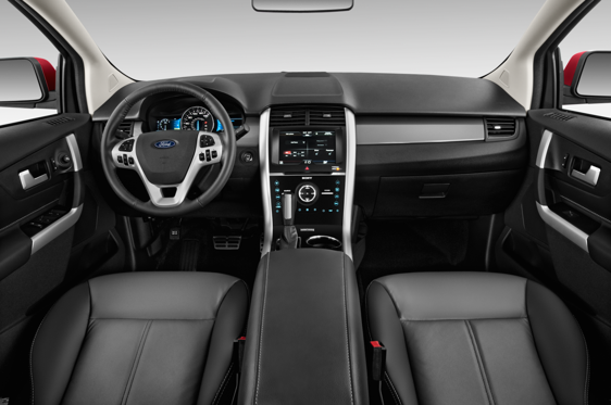 Slide 1 of 11: 2013 Ford Edge