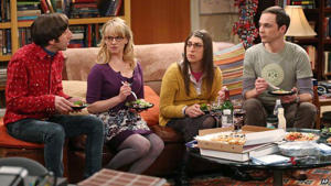 The Big Bang Theory leads the comedy nominations