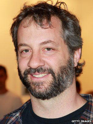 Judd Apatow has produced Hollywood comedies including Bridesmaids and Anchorman