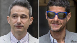 Adam Horovitz and Michael Diamond: Beastie Boys members Adam Horovitz and Michael Diamond, better known as Ad-Rock and Mike D, attended the court hearing in Manhattan
