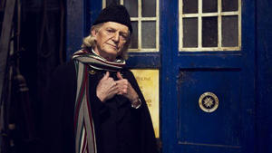 David Bradley in Advenutures in Time and Space: David Bradley played original Doctor Who William Hartnell in Adventures in Space and Time