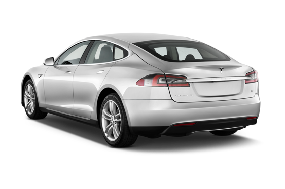 Slide 1 of 23: 2013 Tesla Model S