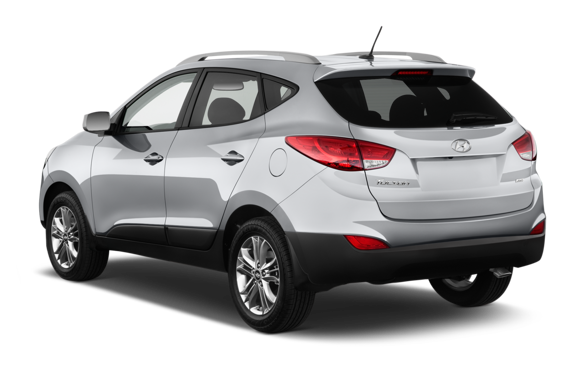 Slide 1 of 25: 2014 HYUNDAI TUCSON