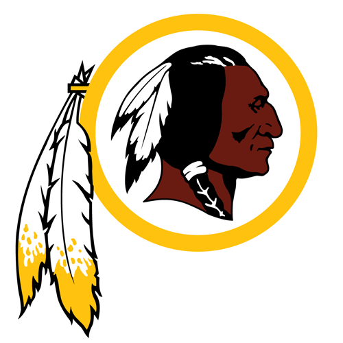 Logo de Washington Redskins