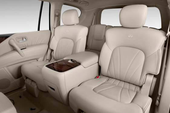 Slide 1 of 20: 2014 Infiniti QX80