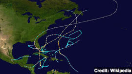 Top News Headlines: Hurricane Leslie Strengthens