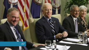 Joe Biden kicks off campaign to promote gun control legislation