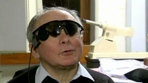 Bionic eye approved for use in the US