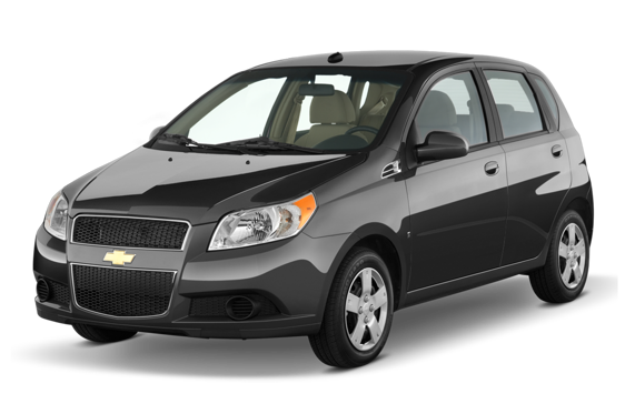 Slide 1 of 24: 2010 Chevrolet Aveo5