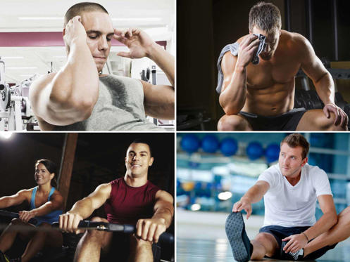 10 things you're getting wrong in the gym