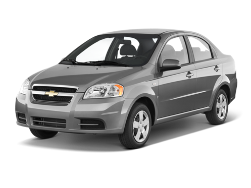 Slide 1 of 14: en-US 2009 Chevrolet Aveo