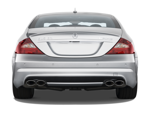 Slide 1 of 22: 2008 Mercedes-Benz CLS-Class