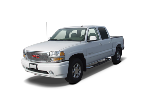 Slide 1 of 14: en-US 2006 GMC Sierra Denali