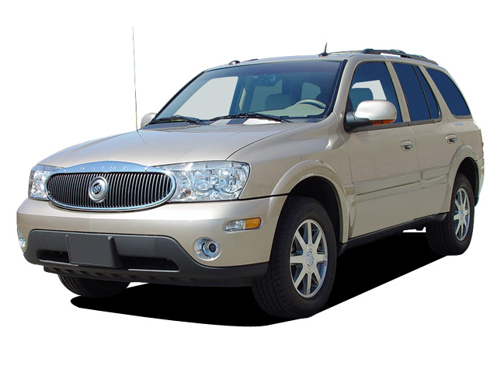Slide 1 of 11: en-US 2004 Buick Rainier
