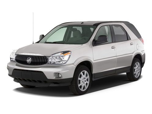 Slide 1 of 25: en-US 2004 Buick Rendezvous