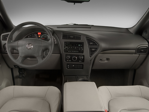 Slide 1 of 11: en-US 2004 Buick Rendezvous