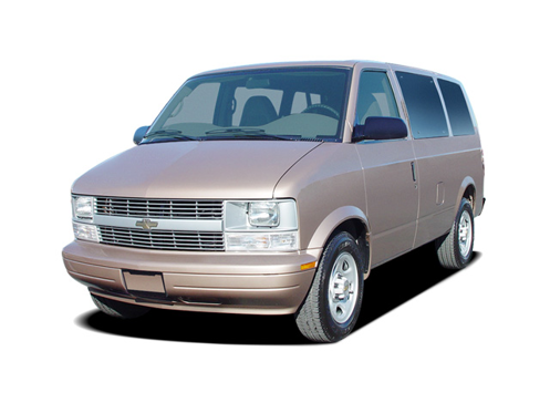 Slide 1 of 14: en-US 2004 Chevrolet Astro