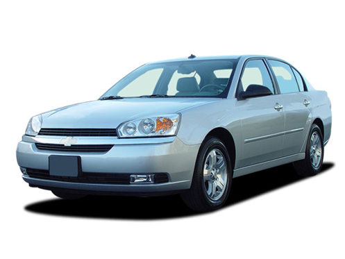Slide 1 of 14: en-US 2004 Chevrolet Malibu