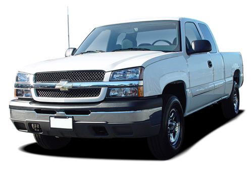 Slide 1 of 11: en-US 2004 Chevrolet Silverado 1500