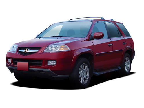 Slide 1 of 18: en-US 2004 Acura MDX