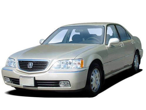 Slide 1 of 14: en-US 2004 Acura RL