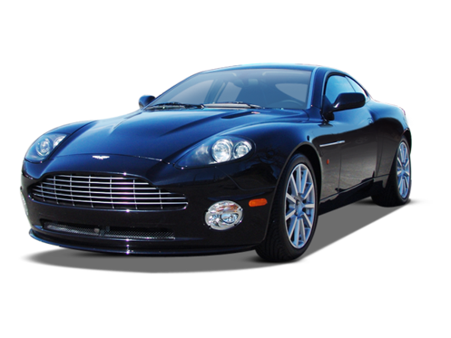 Slide 1 of 14: en-US 2004 Aston Martin Vanquish