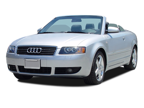 Slide 1 of 14: en-US 2004 Audi A4