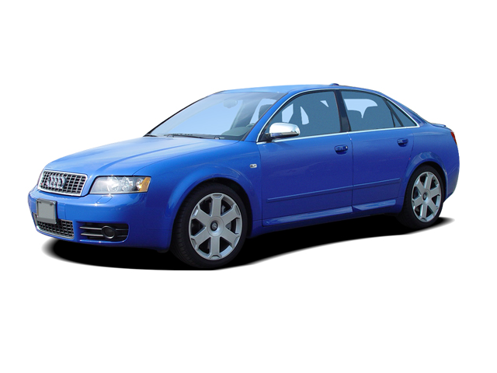 Slide 1 of 14: en-US 2004 Audi S4