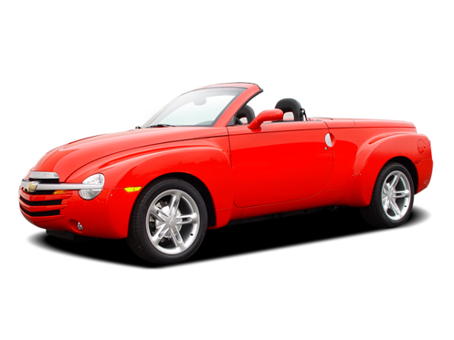 Slide 1 of 11: en-US 2004 Chevrolet SSR