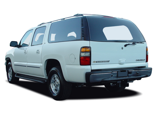 Slide 2 of 14: en-US 2004 Chevrolet Suburban
