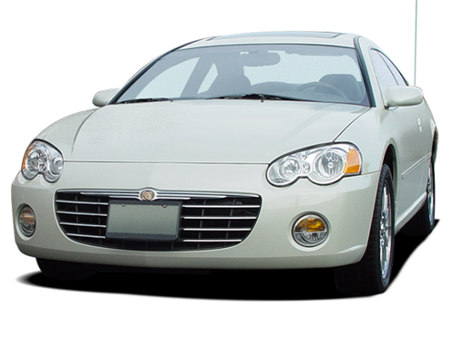 Slide 1 of 14: en-US 2004 Chrysler Sebring