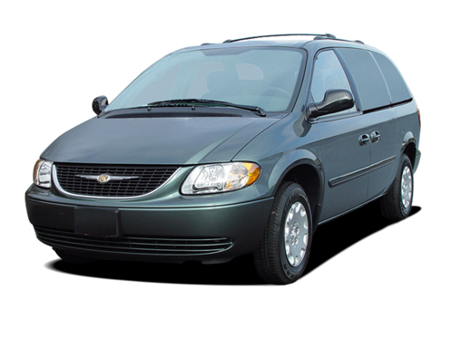 Slide 1 of 11: en-US 2004 Chrysler Town & Country