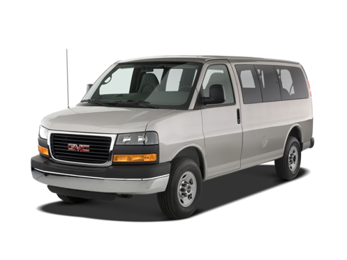 Slide 1 of 14: en-US 2004 GMC Savana